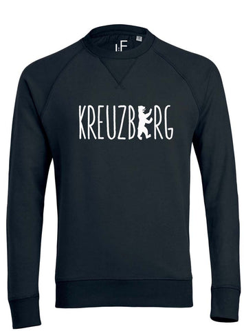 Kreuzberg Sweater Fashion Junky Berlin Pullover Men