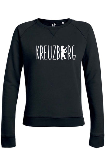 Kreuzberg Sweater Fashion Junky Berlin Pullover Woman