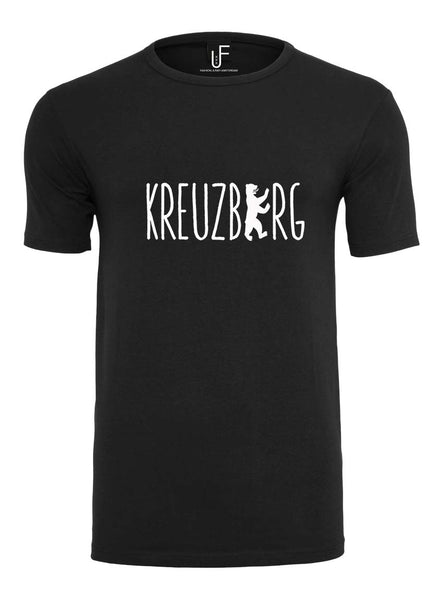 Kreuzberg T-shirt Fashion Junky Berlin tshirt Men