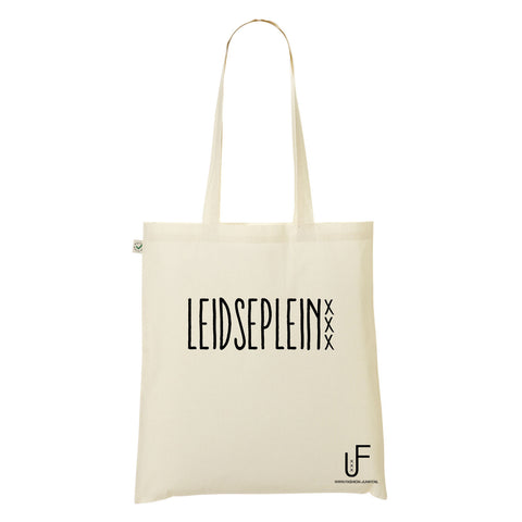 Leidseplein Organic Shopping bag Fashion Junky Amsterdam