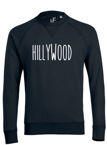 Men Hillywood Hilversum Black sweater Trui Mediapark