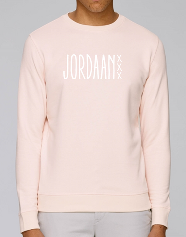 Jordaan Sweater Pink Fashion Junky Amsterdam Rose Trui Unisex
