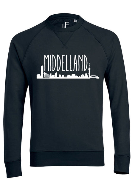 Middelland Sweater Fashion Junky Rotterdam Trui Men