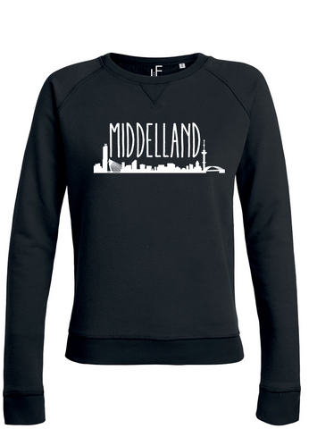 Middelland Sweater Fashion Junky Rotterdam Trui Women