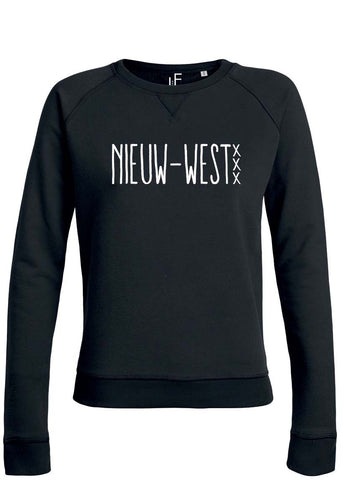 Nieuw-West Sweater Fashion Junky Amsterdam Trui Woman