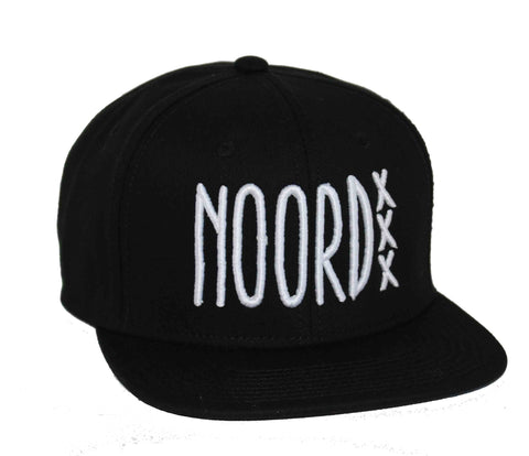 Noord Snapback cap pet Fashion Junky Amsterdam