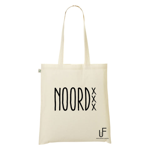 Noord Organic Shopping bag Fashion Junky Amsterdam