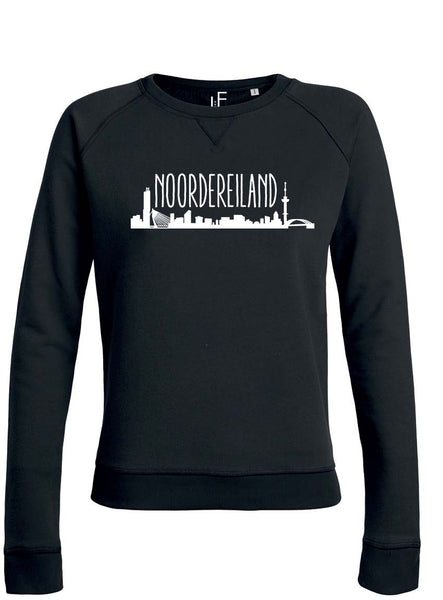 Noordereiland Sweater Fashion Junky Rotterdam Trui Women