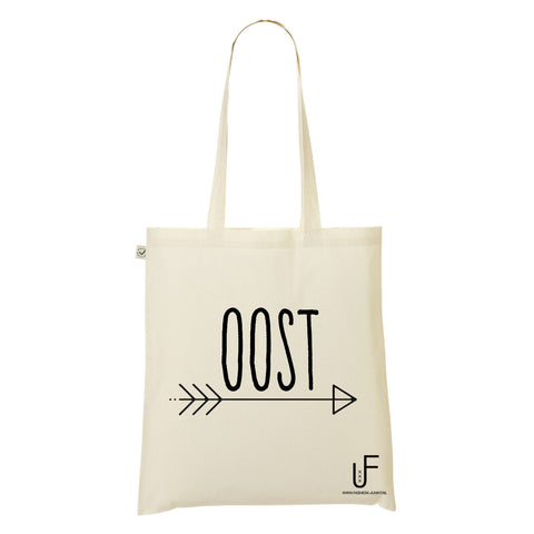 Oost Organic Shopping bag Fashion Junky Amsterdam