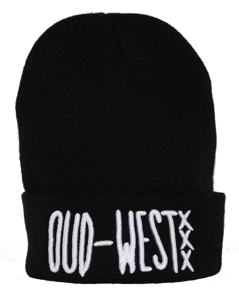 Oud-West Beanie Muts Fashion Junky Amsterdam – FASHION-JUNKY cfcce730bc5