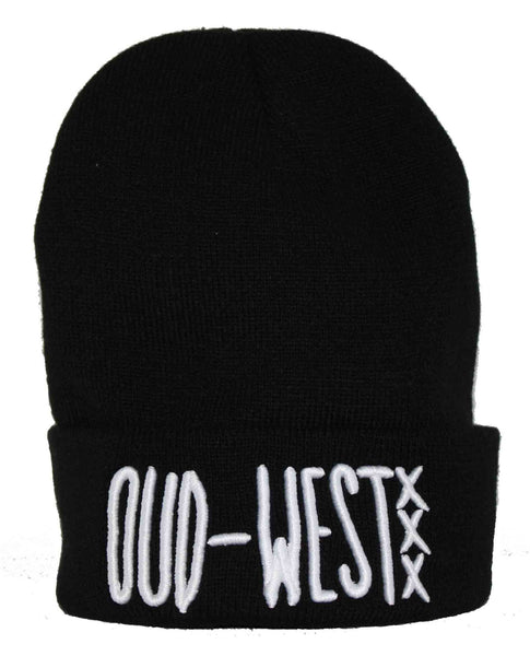 Oud-West Beanie Muts Fashion Junky Amsterdam