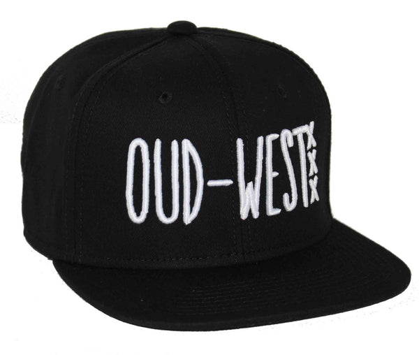 Oud-west Snapback cap pet Fashion Junky Amsterdam