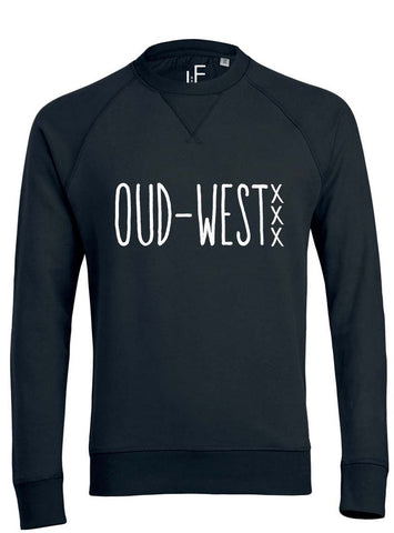 Oud-West Sweater Fashion Junky Amsterdam trui Men