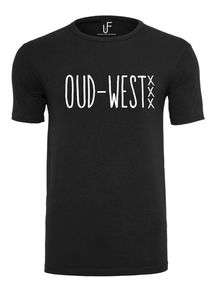 Oud-west T-shirt Fashion Junky Amsterdam  tshirt Men