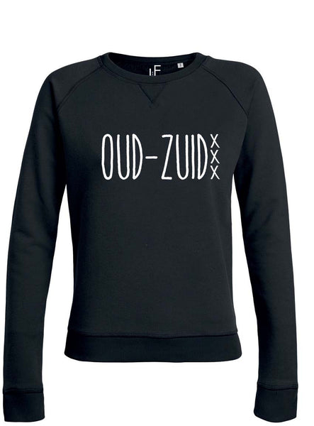 Oud-zuid Sweater Fashion Junky Amsterdam Trui Woman