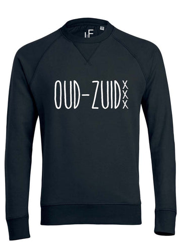 Oud-Zuid Sweater Fashion Junky Amsterdam trui Men