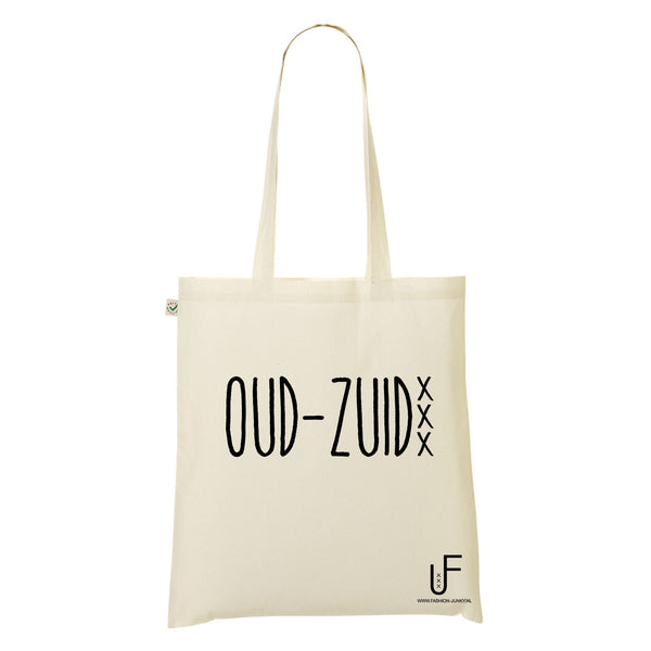Oud-zuid Organic Shopping bag Fashion Junky Amsterdam
