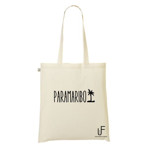 Paramaribo Organic Shopping bag Fashion Junky Amsterdam