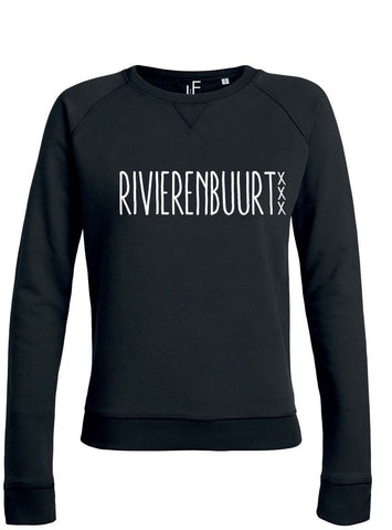 Rivierenbuurt Sweater Fashion Junky Amsterdam Trui Woman
