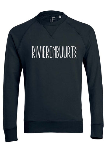 Rivierenbuurt Sweater Fashion Junky Amsterdam trui Men