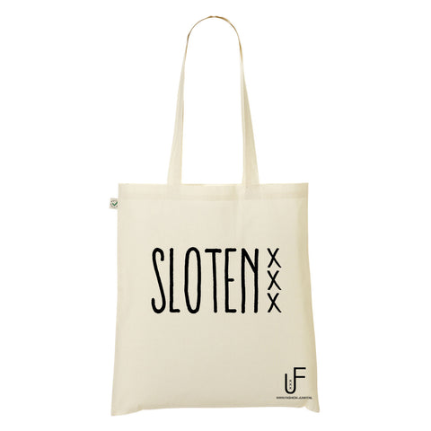 Sloten Organic Shopping bag Fashion Junky Amsterdam
