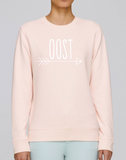 Oost Sweater Pink Fashion Junky Amsterdam Roze Trui Unisex