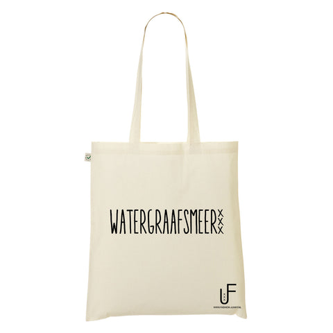 Watergraafsmeer Organic Shopping bag Fashion Junky Amsterdam