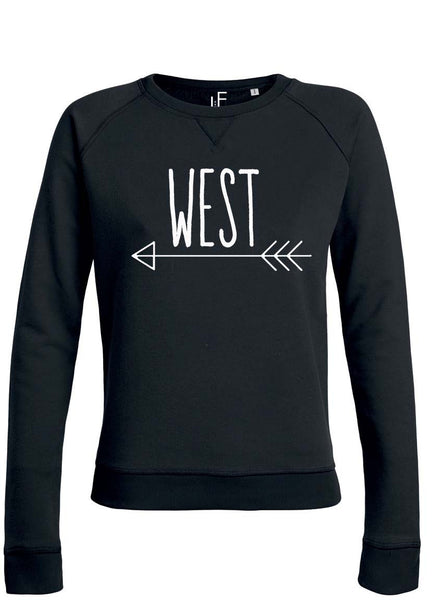 West Sweater Fashion Junky Amsterdam Trui Woman