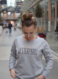 Westerpark Sweater Fashion Junky Amsterdam Trui Woman
