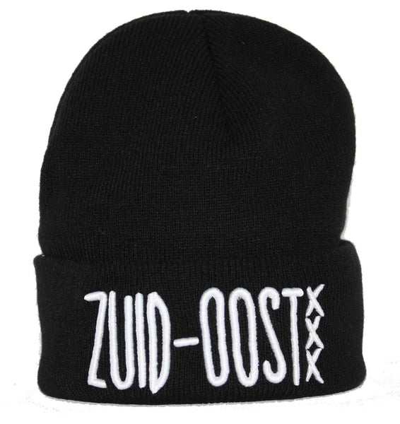 Zuid-oost Beanie Muts Fashion Junky Amsterdam