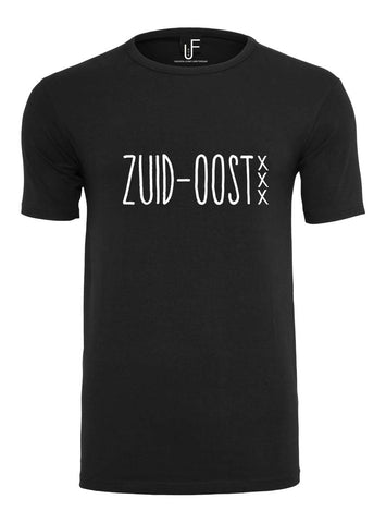 Zuid-oost T-shirt Fashion Junky Amsterdam Men tshirt