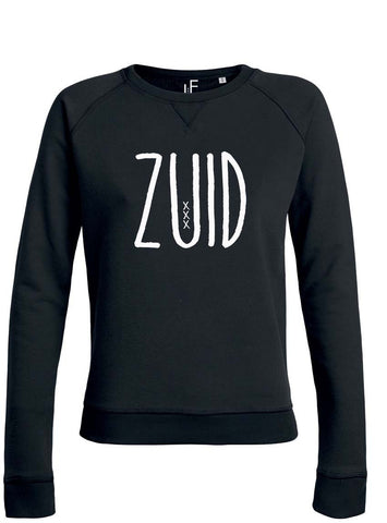 Zuid Sweater Fashion Junky Amsterdam Trui Woman