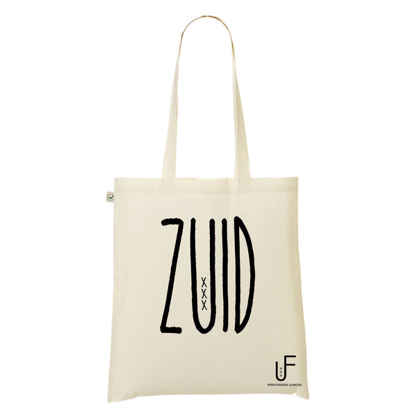 Zuid Organic Shopping bag Fashion Junky Amsterdam