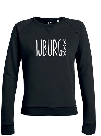 IJburg Sweater Fashion Junky Amsterdam Trui Woman