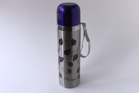 10-1 thermos Travel Mug stainless steel liner and outer shell Capacity: 0.5 Liter, 500 ml, 16 oz