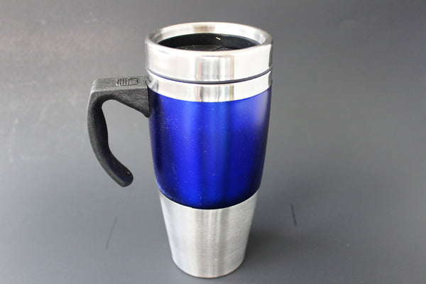 10-2 COFFEE TRAVEL MUG Stainless Steel Double Wall Thermos 16 oz