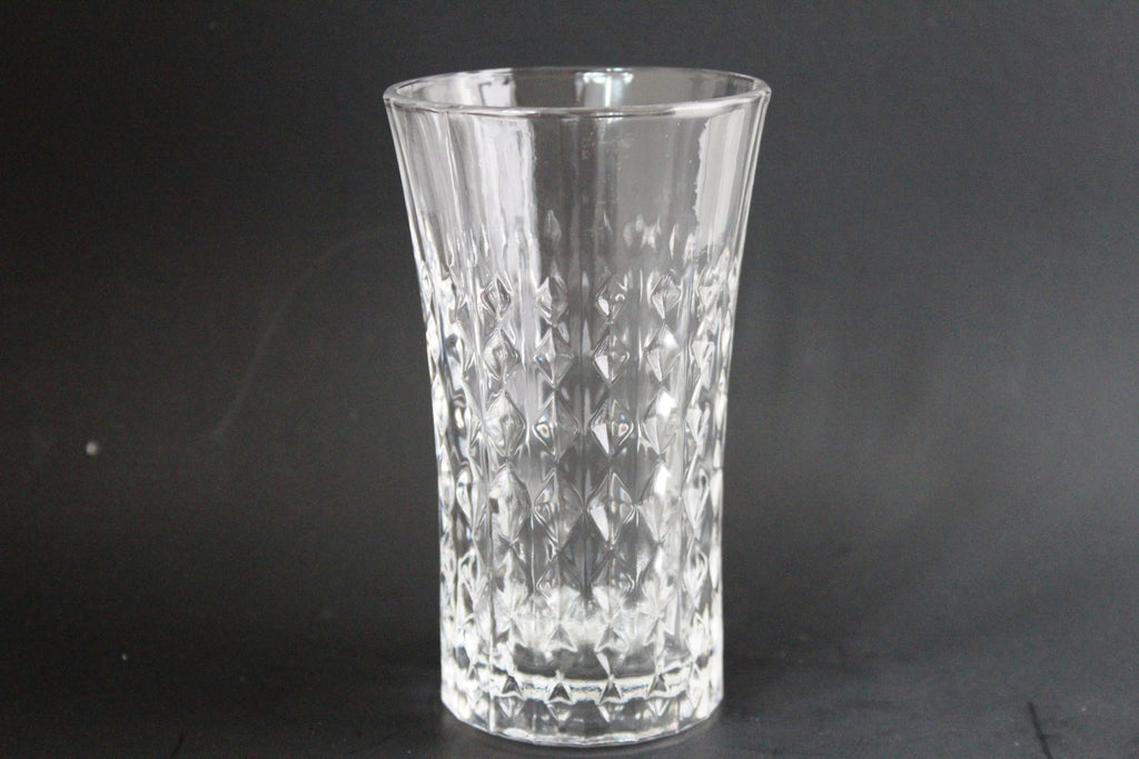 15-12 Glass Cup Set 6 pieces
