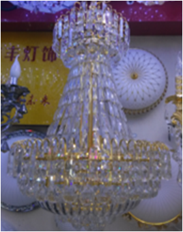20-5 French Empire Crystal Chandelier Chandeliers