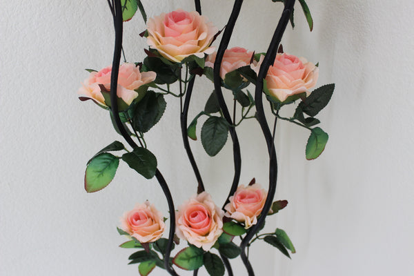 "25-12-3 Artificial Flower 5 single stem 63"" ( 160 cm)"