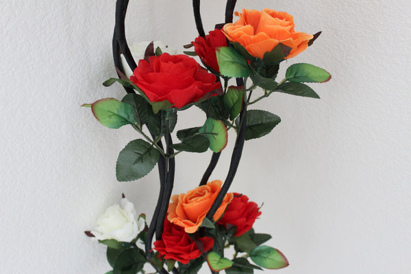 "25-12-1 Artificial Flower 5 single stem 63"" ( 160 cm)"