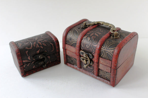5-1 Treasure Box Small Trunk Box