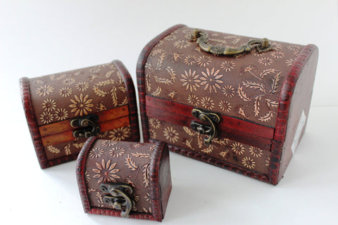 5-2 Treasure Box Small Trunk Box