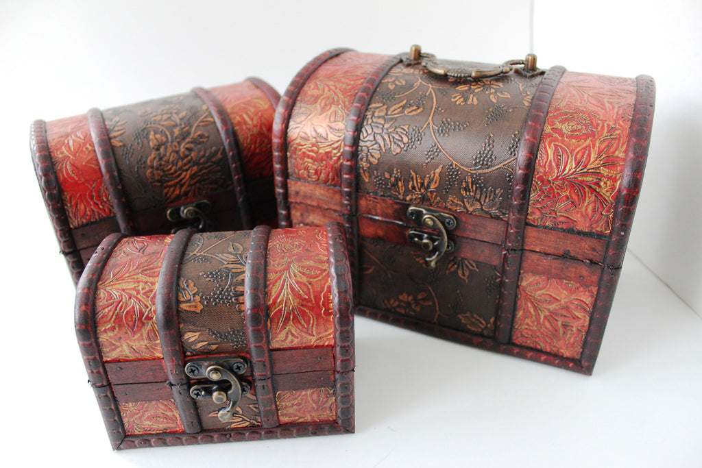 5-4 Treasure Box Small Trunk Box