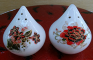 7-31 Salt & Pepper Shaker SET.