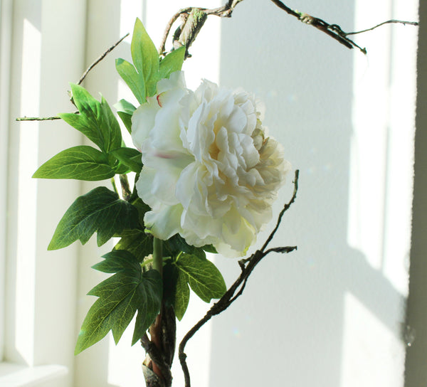 "24-2-1 Artificial flower 1 bouquet 27.5"" : 39"""