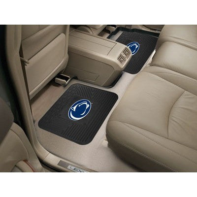 "Penn State University Molded Backseat Utility Mats 2 Pack 14""x17"" - Elite Sign Boards & Sport Products"