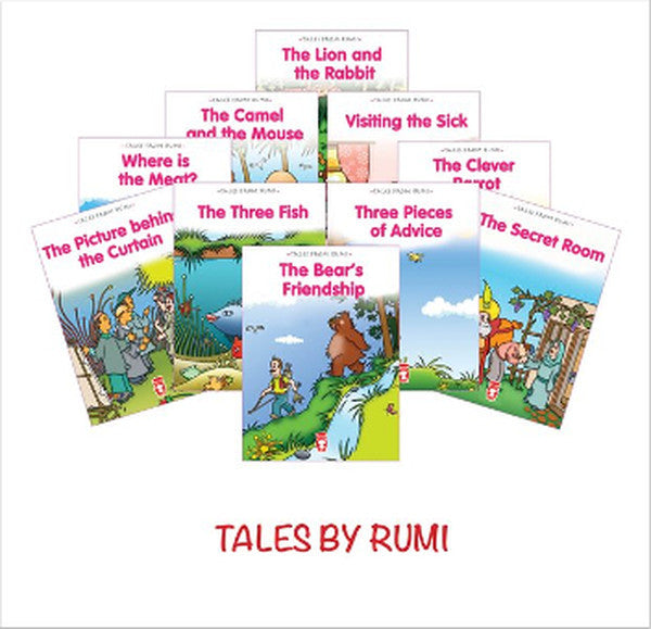 Tales From Rumi - Set (10 Books)