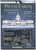 MetalEarth -US Capitol MMS054