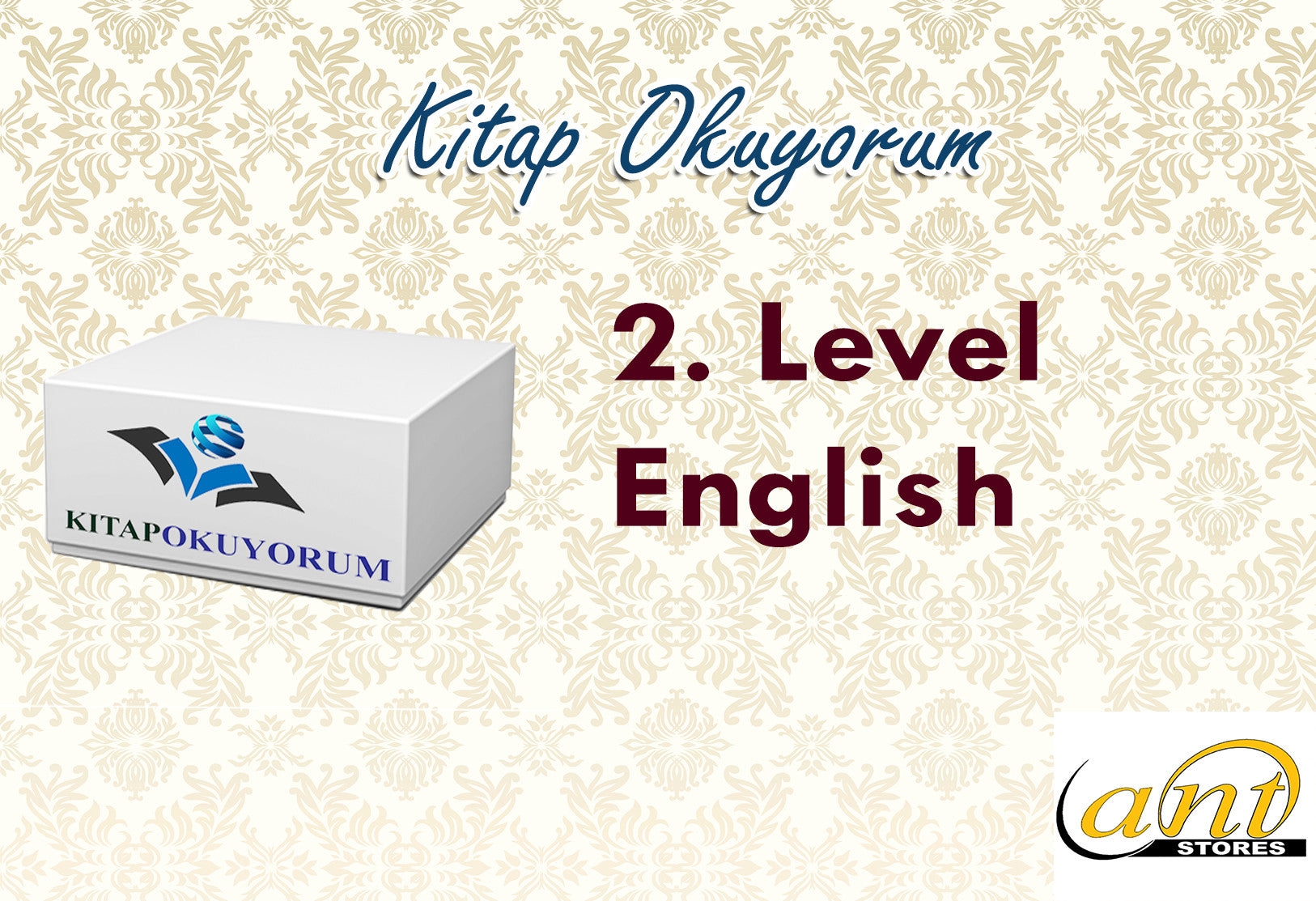 Kitap Okuyorum 2. Level English