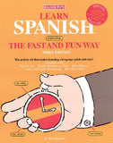 Learn Spanish the Fast and Fun Way [With DictionaryWith Flash Cards]